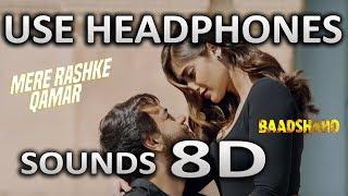 Download Lagu Mere Rashke Qamar (8D AUDIO) Baadshaho, Nusrat & Rahat Fateh Ali Khan Mp3