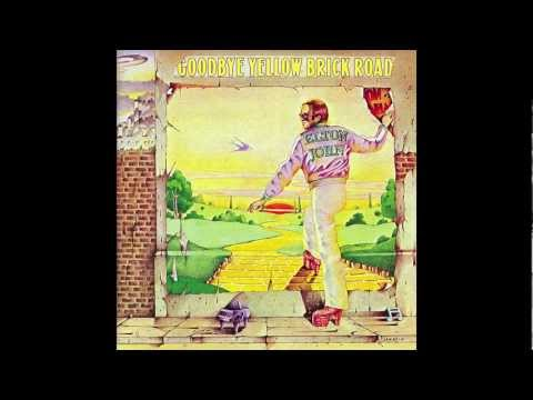 Elton John - Love Lies Bleeding, 1973