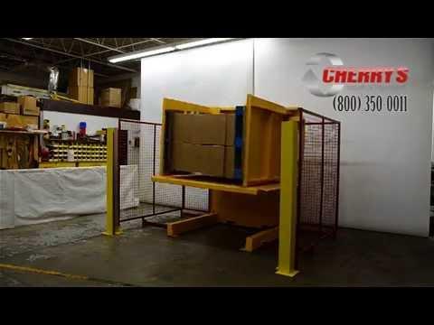 DC Series Pallet Inverter