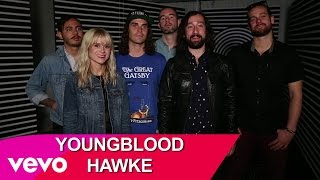 Youngblood Hawke - VEVO News Interview