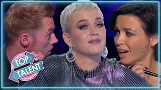 Video UNEXPECTED VOICES! 3 Auditions That Took Judges By Surprise On American Idol X Factor & Got Talent MP3, 3GP, MP4, WEBM, AVI, FLV September 2018