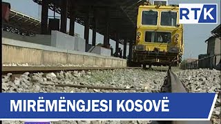 Mirëmëngjesi Kosovë - Kronikë - Hekurudhat 16.08.2018