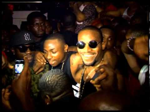 0 VIDEO: Davidos 20th Birthday PartyDavido