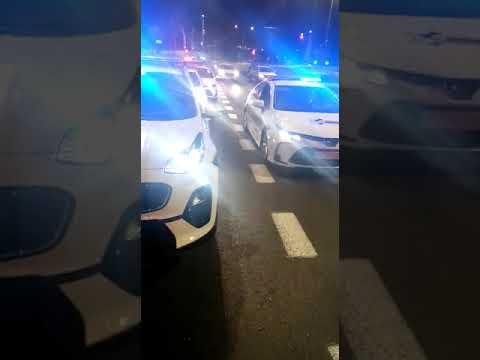 כוחות משטרה בדאלית אל כרמל ועוספיה
