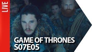 Confira tudo que aconteceu no quinto episódio de Game of Thrones AO VIVO! Confira os outros episódios comentados aqui:...
