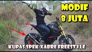 Video HABIS 8 JUTAAN ! FULL REVIEW & BONGKAR SPEK YAMAHA XABRE STUNTRIDER MP3, 3GP, MP4, WEBM, AVI, FLV Januari 2019