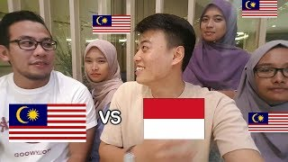 Video MALAYSIA VS INDONESIA (PERBEDAAN BUKAN PERSELISIHAN!) MP3, 3GP, MP4, WEBM, AVI, FLV September 2018