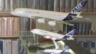 Video Skymarks Supreme Airbus A380 1:100 Scale Model MP3, 3GP, MP4, WEBM, AVI, FLV Juni 2018