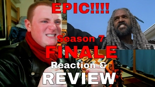 "The Walking Dead Season 7 Episode 16 ""The First Day of the Rest of Your Life"" Review The Walking Dead Season 7 Episode 16 ""The First Day of the Rest of Your Life"" Reaction The Walking Dead S7E16 ""The First Day of the Rest of Your Life"" Reaction The Walking Dead 7X16 ""The First Day of the Rest of Your Life"" Reaction. Reaction Starts at: 2:51What's going on everyone, hope you are having a great week so far! I cannot believe the season is already over! This video will be one of my first mini skit type videos, as well as a reaction and review of The Walking Dead Season 7 Episode 16 ""The First Day of the Rest of Your Life"", the Finale. I thought this was an incredible episode without a doubt. There was a ton of character development this season and for some it dragged a bit, I enjoyed it thoroughly though. I am SO PUMPED FOR ALL OUT WAR NEXT SEASON!!! I have a feeling it will be the BEST SEASON SO FAR! Let me know your thought's on the episode, and this season, down below! I would love to hear your thoughts!Rank your favorite ""___"" to your least favorite ""___"" in the show so far! Whether it's season, character, episode, villain, or anything else you could think of! Tell me why! Intro Song: Krys Talk & Cole Sipe - Way Back Home [NCS Release] https://www.youtube.com/watch?v=qrmc7...Outro Song: [Electro] Nitro Fun - Cheat Codes [Monstercat Release]Video: https://www.youtube.com/watch?v=mdaCDsN1FJ0Links: Support Monstercat on iTunes: http://monster.cat/1jHvyXASupport Monstercat on Bandcamp: http://monster.cat/1mxeQesSupport Monstercat on Beatport: http://monster.cat/1fhDVT0Listen on Spotify: http://monster.cat/1lGINTZListen on SoundCloud: http://monster.cat/1msWxEN Social Media Twitter► https://twitter.com/GroupOfGamersPatreon► https://www.patreon.com/GroupOfGamers...Instagram► https://www.instagram.com/GroupOfGame...Twitch► http://www.twitch.tv/groupofgamersinc194Snapchat► gogi194Google+► https://plus.google.com/u/0/+GroupOfG...Facebook► https://www.facebook.com/GroupOfGameracebook.com/GroupOfGamersInc194/"