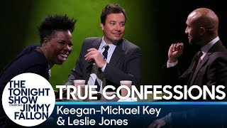 Video True Confessions with Keegan-Michael Key and Leslie Jones MP3, 3GP, MP4, WEBM, AVI, FLV Juni 2019