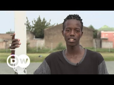 Kickerträume - Sharif Mohammed in Uganda | DW Deutsch