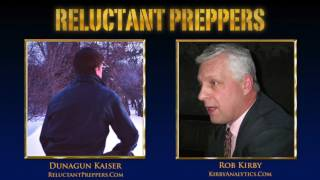Rob Kirby, outspoken commentator, proprietary analyst and founder of KirbyAnalytics.com returns to Reluctant Preppers to spell out the timeline to collapse.  Kirby explains how intervention in our capital markets has been rampant, our cash system is a crack-house, and why it needs to be busted. Kirby further argues that those who have denied it, perpetrated it, and prolonged it must be outed, and the natural law allowed to restore truthful and just money, to protect world peace. Kirby pulls no punches, takes on the powers that be, and clearly calls out the parties we can trust or not. Don't miss this expose and get a healthy reality check from an astute observer of historical and current geo-financial affairs!Donate to Support ReluctantPreppers!Patreon.com/ReluctantPreppers orpaypal.me/ReluctantPreppers===== IN THIS INTERVIEW ===================For full description sign up for free newsletter on ReluctantPreppers.com !Subscribe (it's FREE!) to Reluctant Preppers for more ► http://bit.ly/Subscribe-FreeChannel graphics by http://JosiahJohnsonStudios.comPromotion by http://FinanceAndLiberty.com