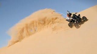 7. 2011 Yamaha Raptor 700R & YFZ450R SE ATV Review - Glamis Dunes