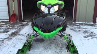 9. 2003 Arctic Cat F5 SnoPro For Sale -- Calumet MI