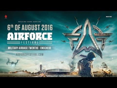AIRFORCE Festival 2016 | Hardcore | Goosebumpers