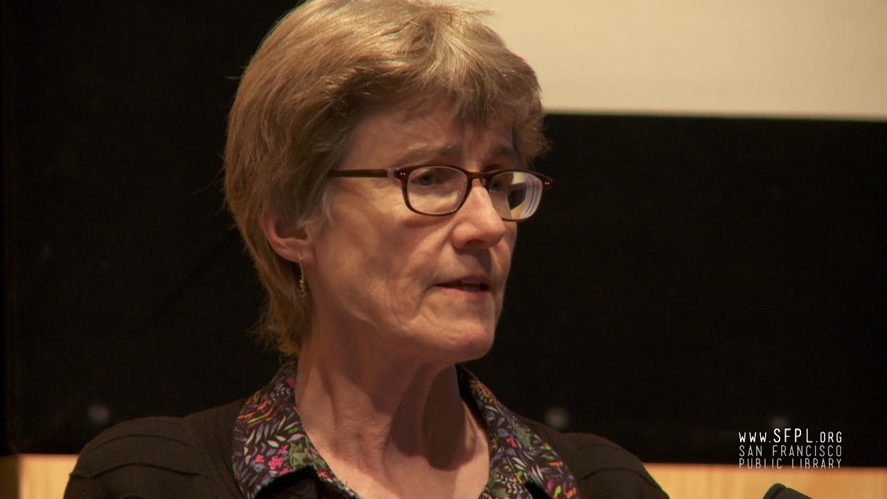 Elizabeth Partridge at the San Francisco Public Library