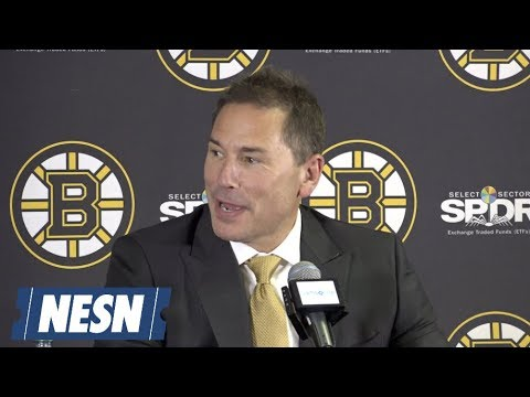 Video: Bruce Cassidy Bruins Vs. Avalanche Postgame Press Conference 02/10
