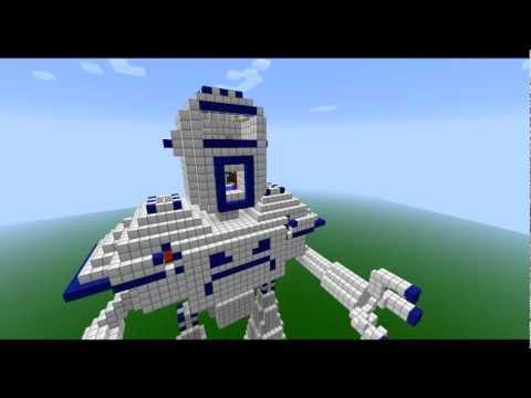 Minecraft: Robot Wars