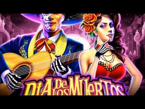 DIA DE LOS MUERTOS - AWP - New Slot machine comma 6A