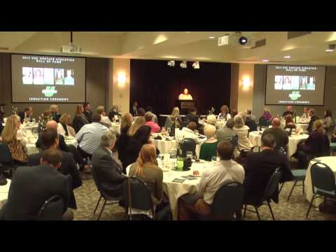 2015 USC Upstate Athletics Hall of Fame Induction Ceremony