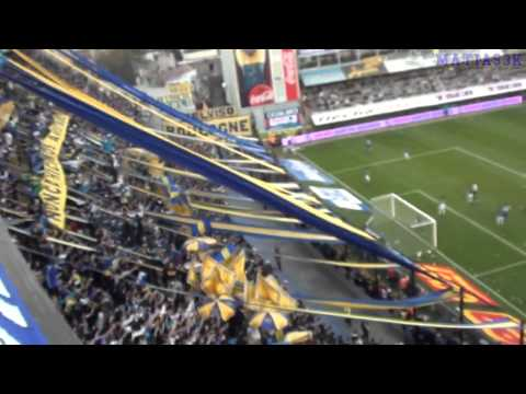 Boca Mi Vida Es Alegria - La 12 - Boca Juniors