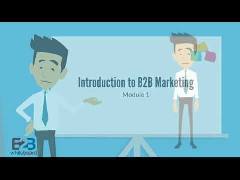 Introduction to B2B Marketing