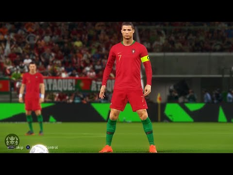 PES 2018 ● FIFA World Cup Movie ● HD