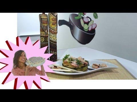 Riso Thailandese Profumato - Gamberetti, Zenzero e Zucchine