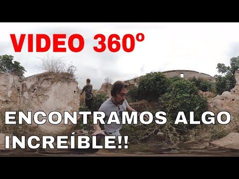 360º PASA ALGO INEXPLICABLE!! Mientras entramos con DECE GT en una CASA ABANDONADA... 1/2  Elected