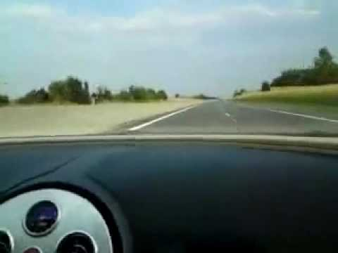 shreyash2005 - Follow me on Twitter @shreyashlonkar. Bugatti Veyron trying top speed on Autobahn. Enjoy. Also comment on what type of Bugatti video will you like. I will up...