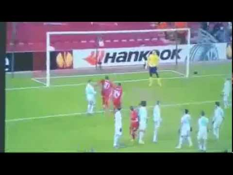 Liverpool Vs Zenit St Petersburg 3-1 UEFA Europa League 2013 - All Goals And Highlights 21-2-2013.
