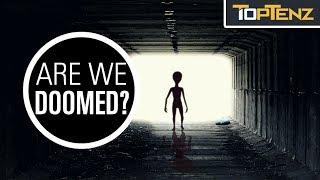 Video What Would Happen if Aliens Landed on Earth? MP3, 3GP, MP4, WEBM, AVI, FLV Mei 2019