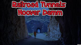 Railroad Tunnels Hoover Dam Night Hike Las Vegas Lake Mead - YouTube