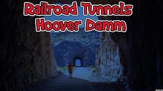 Railroad Tunnels Hoover Dam Night Hike Las Vegas Lake Mead - YouTube