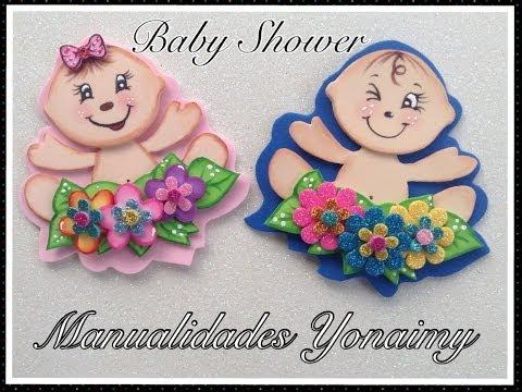 Moldes de bebé con mamila de fomi - Imagui