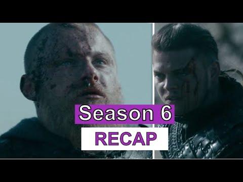 Vikings Season 6 Recap Part 1 (Episodes 1-10)