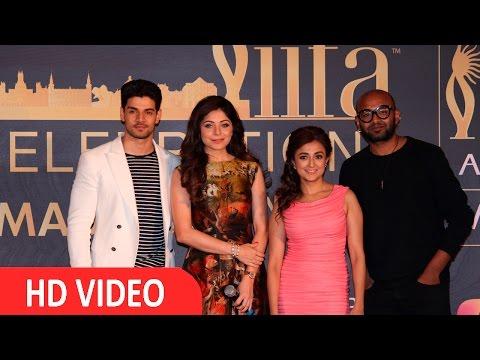 IIFA Host Pc With Sooraj Pancholij, Kanika Kapoor, Monali Thakur, Benny Dayal