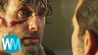 Top 10 Most Shocking Walking Dead Deaths full download video download mp3 download music download
