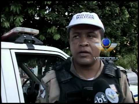 PM realiza Blitz para prevenir acidentes em Araguari