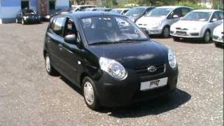 2009 Kia Picanto 1.0 LX City Review,Start Up, Engine, And In Depth Tour