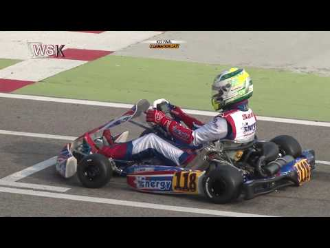 WSK CHAMPIONS CUP 2018 KZ2 FINAL