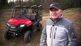 3. TEST RIDE: 2013 Honda Pioneer 700-4