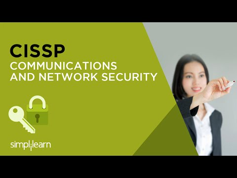 Communications and Network Security | CISSP Training Videos