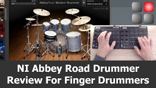 NI Abbey Road Drummer Review for Finger Drummers