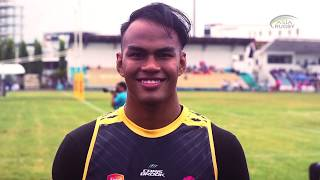 "Inside Asia Rugby:  ""Whenever I step onto that field I am ready to fight for Malaysia"""