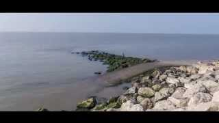 Wirral United Kingdom  City new picture : High to Low Tide Time-lapse at Caldy Beach (Wirral, UK)