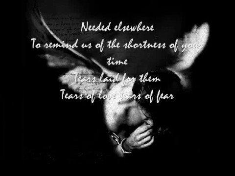 Nightwish - Angels Fall First [With Lyrics]