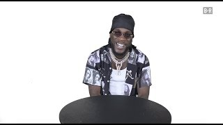 Dissect The Play With Burna Boy | Famous African Stars, From Giannis Antetokounmpo To Didier Drogba by Bleacher Report