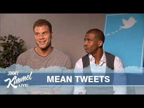 tweets - Jimmy Kimmel Live - Mean Tweets - NBA Edition Jimmy Kimmel Live's YouTube channel features clips and recaps of every episode from the late night TV show on A...