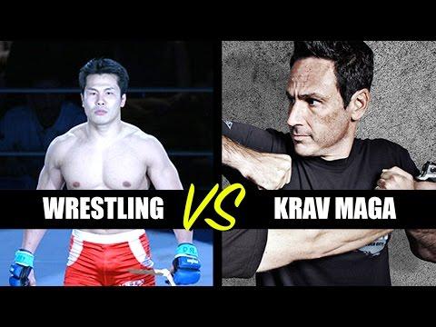 Krav Maga vs Wrestling - MMA Superfight